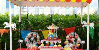 Decoracion carnaval