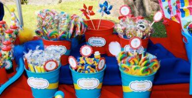 Decoracion para el carnaval