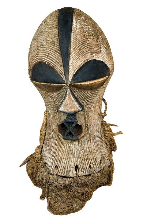 Mascaras antiguas